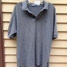 Men's Polo by RALPH LAUREN Shirt~ Grey color XL, Short Sleeve
