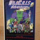 WILDCATS ADVENTURES First Issue Original Trimmed Paper Advertisement 1994