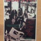 BON JOVI Crossroad 14 Classic Grooves Original Trimmed Paper Advertisement 1993