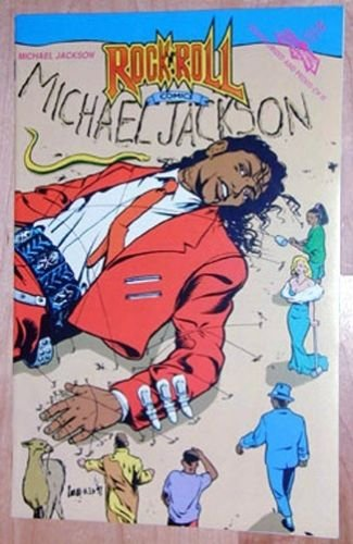 MICHAEL JACKSON 1991 ROCK N ROLL Comics #36~~Hard to Find-NM Condition! 1st Prnt