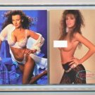 RACQUEL DARRIAN & CHANTILLY LACE Heavenly Bodies Trading Card Promos Very Rare