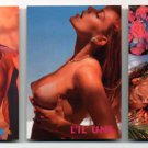 Li'l UNS: a small breasted but beautifully shaped boob RARE Promo Card Set 1995
