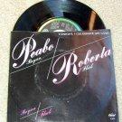 "1983 Peabo Bryson/Roberta Flack ""TONIGHT"" 45 RPM~Vinyl"