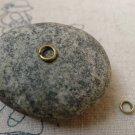 500 pcs of Antique Bronze Jump Rings 5mm 19gauge A6241