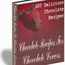 603 Chocolate Treats