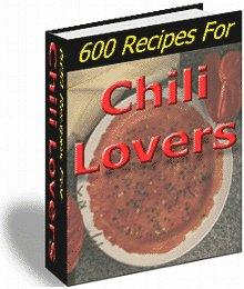 600 Chili Recipes
