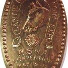 1998 Atlantic Rarities Coin Club Elongated