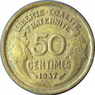 1937 50 Centimes