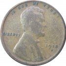 1918 S Lincoln Cent