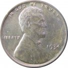 1934 Lincoln Cent