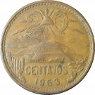 1963 20 Centavos