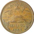 1964 20 Centavos
