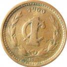 1900 1 Centavo
