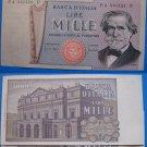 2-1000 Lire Italy