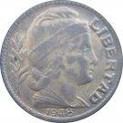 1948 Argentina 10 Centavo