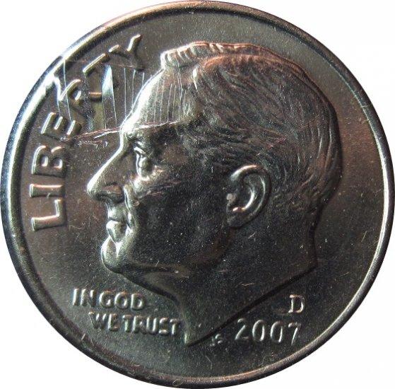 2007 D Roosevelt