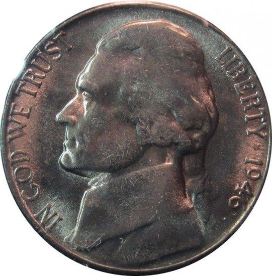 1946 S Jefferson Very Nice Coin
