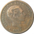 1879 5 Centimos