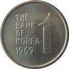 1963 1 Won