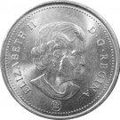 2007 Canadian Quarter