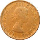 1959 Canadian Cent