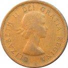 1957 Canadian Cent
