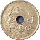 1922 Belguim 10 Centimes