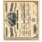 United States Stamp for IRS 1885! N350262