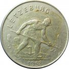 1953 Luxembourg 1 Franc