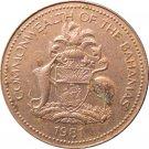 1981 Bahama 5 Cent