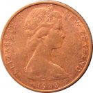 1983 New Zealand One Cent