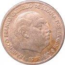 1959 Spain 10 Centimos #2