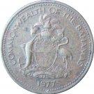 1977 Bahama 1 Cent