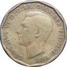 1941 Great Britain 3 Pence