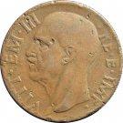 1937 Italy 10 Centesimi