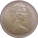 1971 Great Britain One Penny