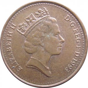 1993 Great Britain One Penny