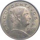 1968 5 Centavos