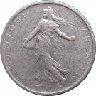 1965 1/2 Franc