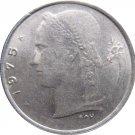 1975 Belguim 1 Franc