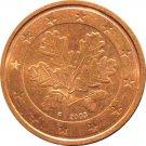 2003 Germany 2 Euro Cent