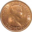 1953 Great Britain One Penny #2