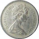 1975 Great Britain 5 Pence
