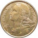 1967 France 10 Centimes #2