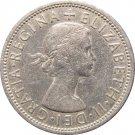 1966 Great Britain 2 Shilling