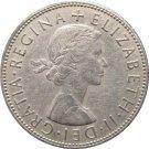 1966 Great Britain 1/2 Crown