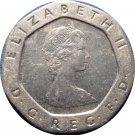 1982 Great Britain 20 Pence #1