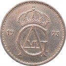 1973 Sweden 50 ORE #1
