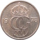 1978 Sweden 50 ORE #1