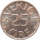 1983 Sweden 25 Ore